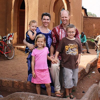How Ebola Affected Missionary Family's Community in Guinea