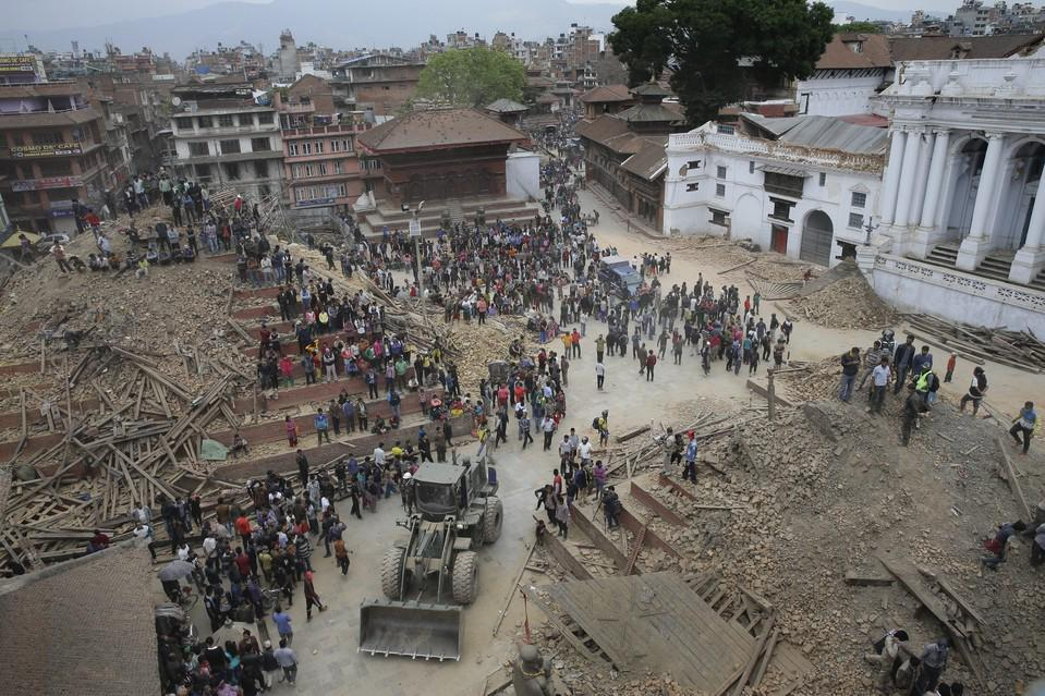 Update: Second Earthquake Strikes Nepal