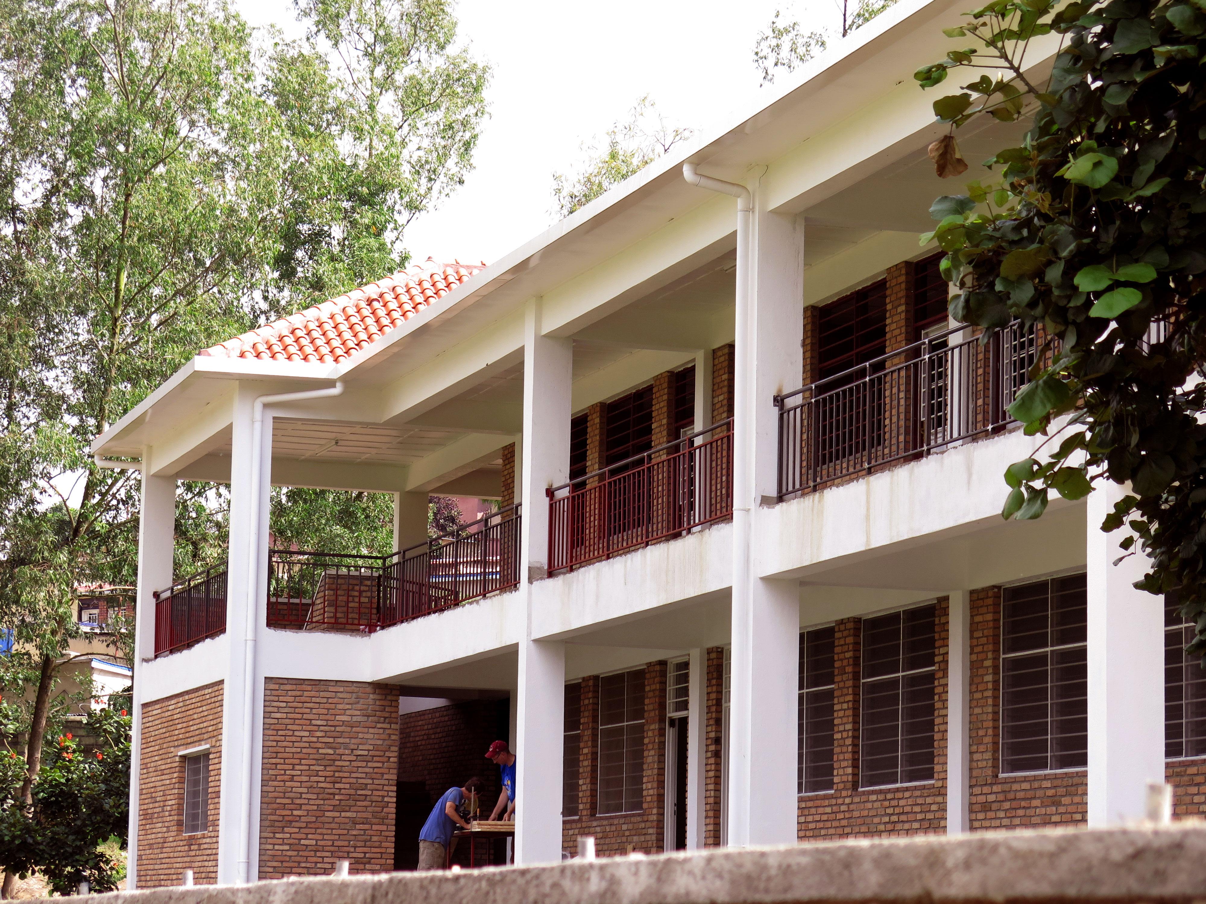 Missionaries Launch Bible School in Rwanda