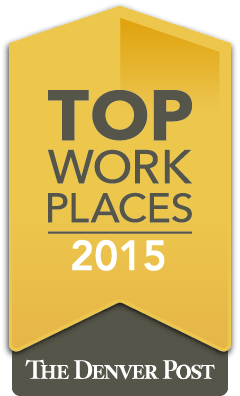 Denver Top Workplaces 2015
