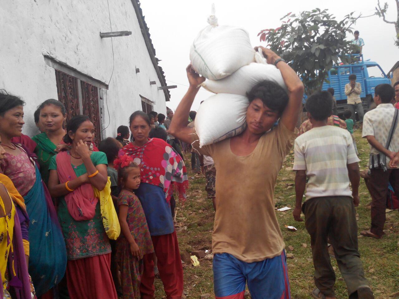 Nepal Earthquake Sparks Interest in Faith