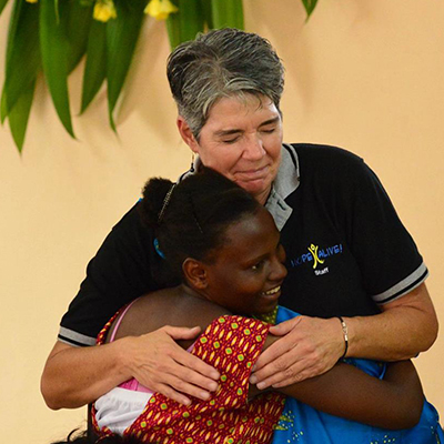 Why Catharine Coon Won't Stop Serving the Children of Uganda