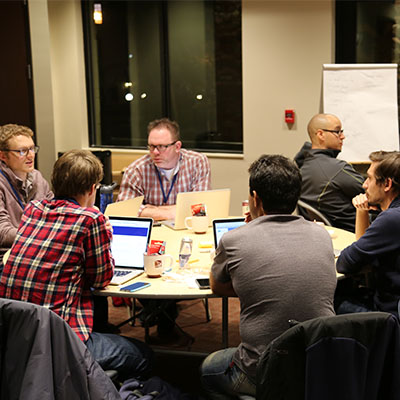 WorldVenture Brings Techies Together for Rocky Mountain Hackathon