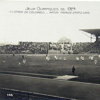 The 1924 Olympics, Burma, and the Origins of WorldVenture