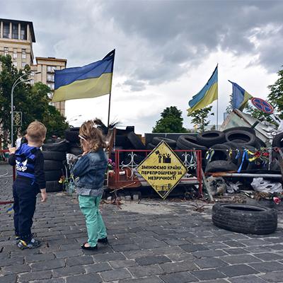 Prayer Spotlight: Ukraine