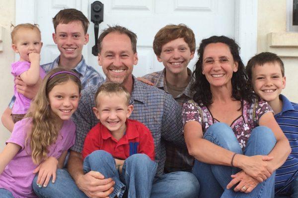 Messick family 2019