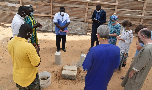 Building a Church Legacy in Senegal