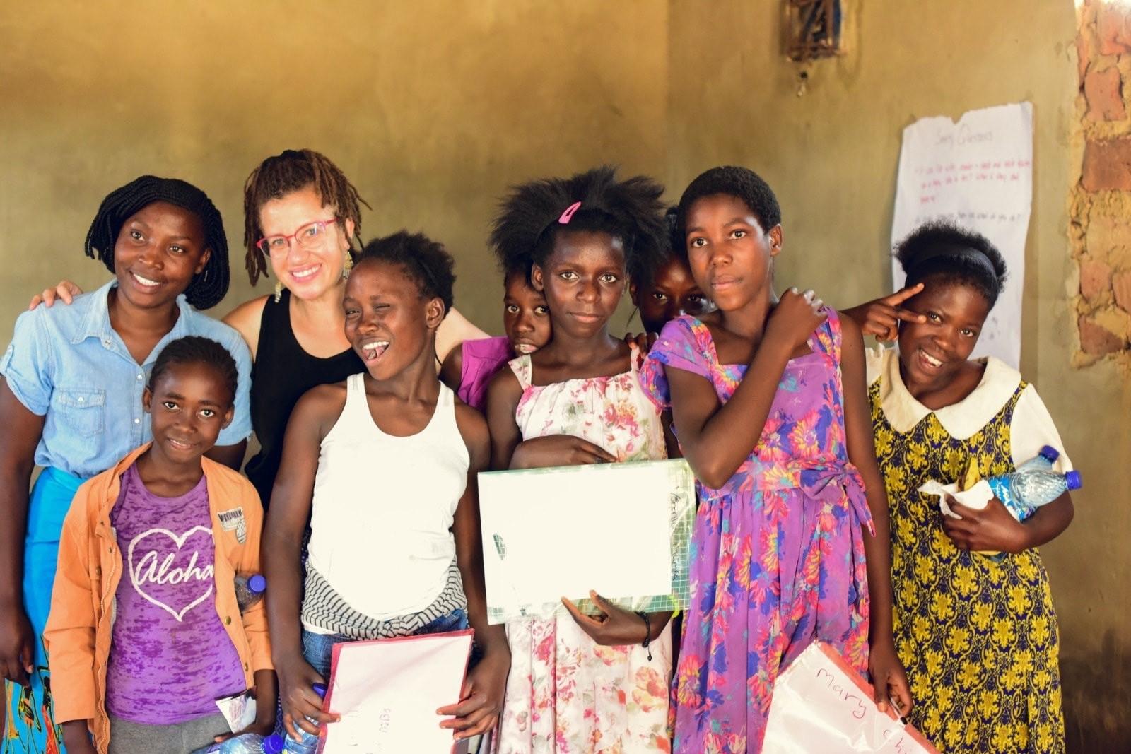 Girls Empowerment Curriculum: The Love Test