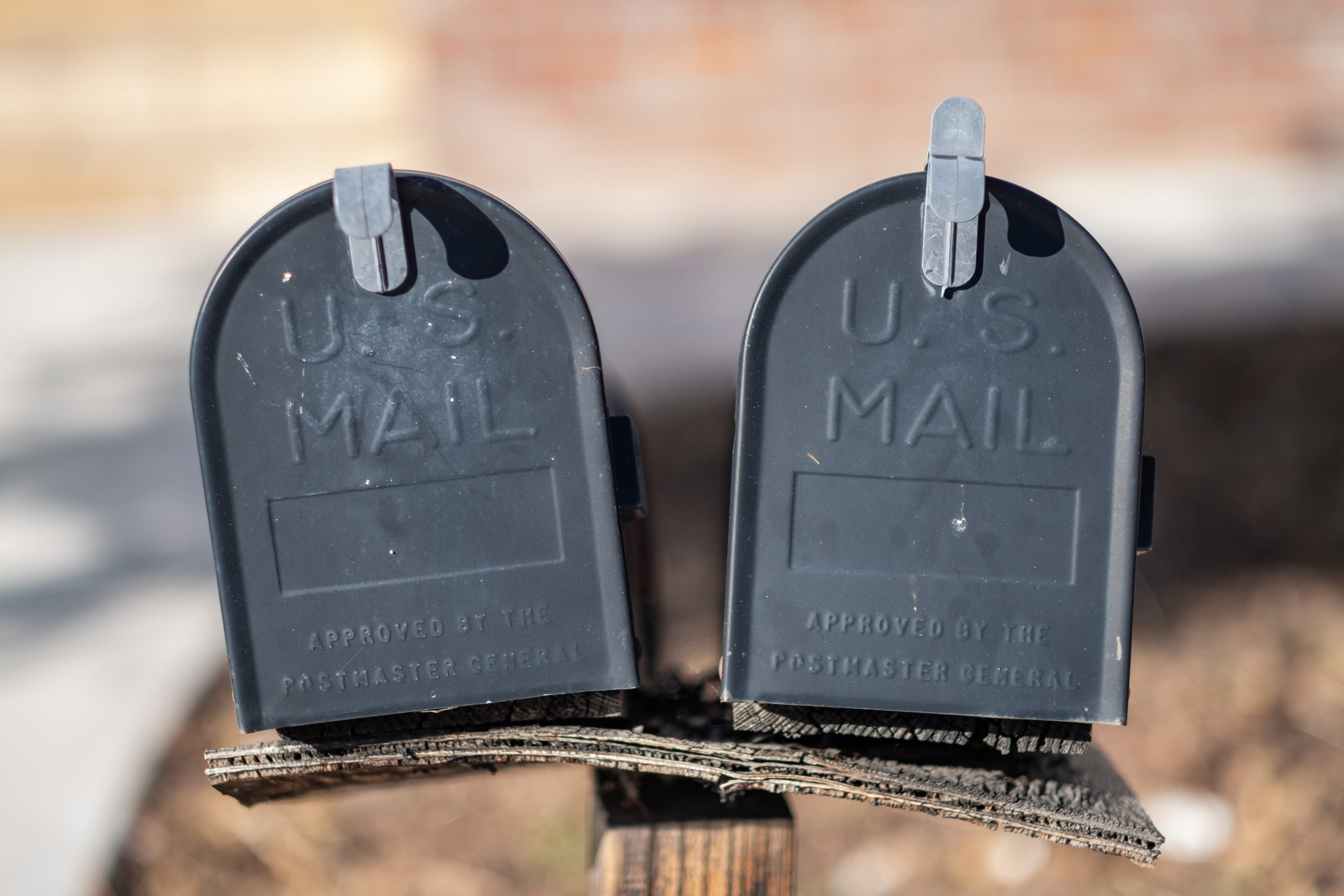 What to Do When the Post Office Fails