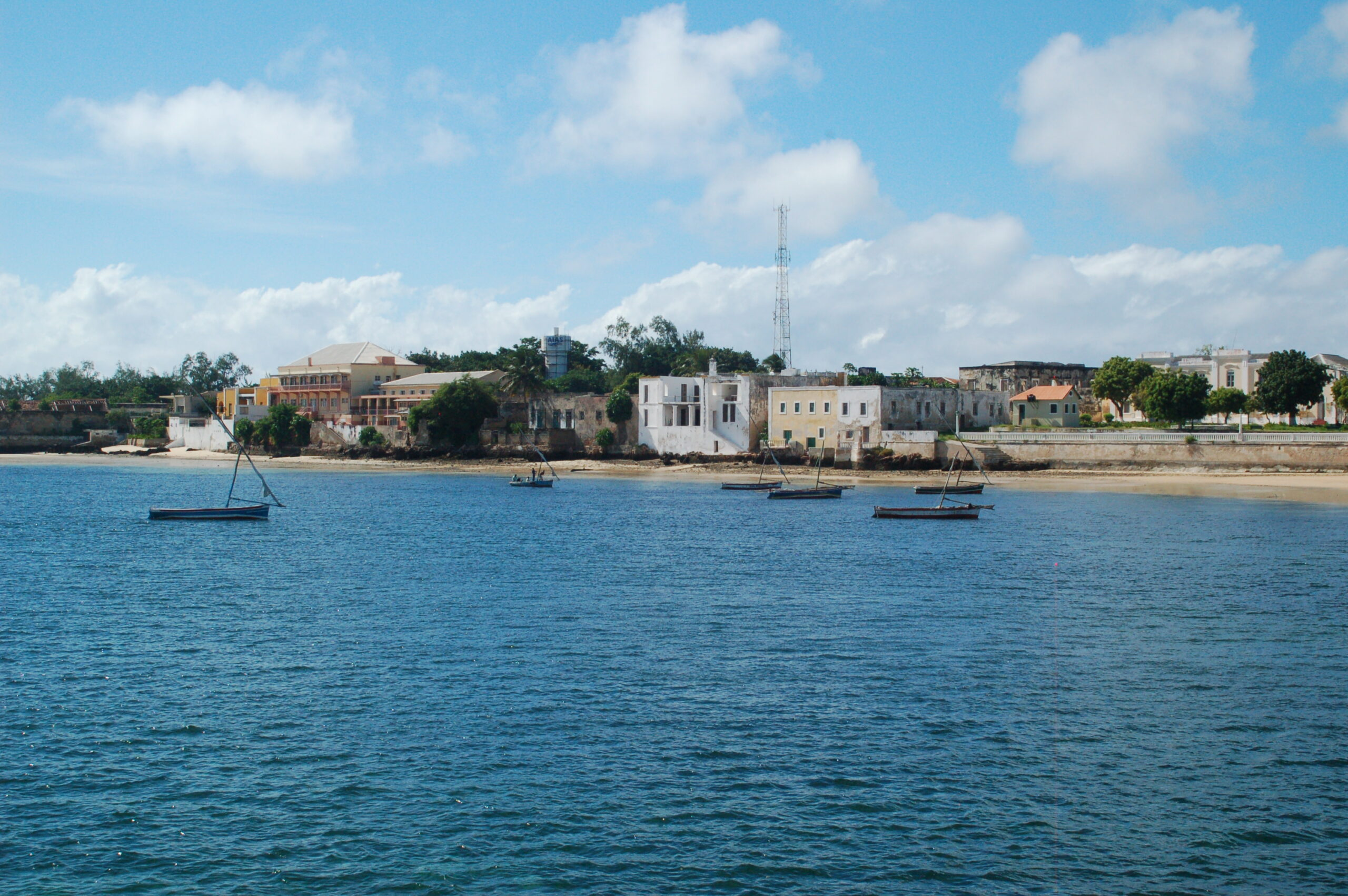 Live Tour and Prayer Walk of Mozambique