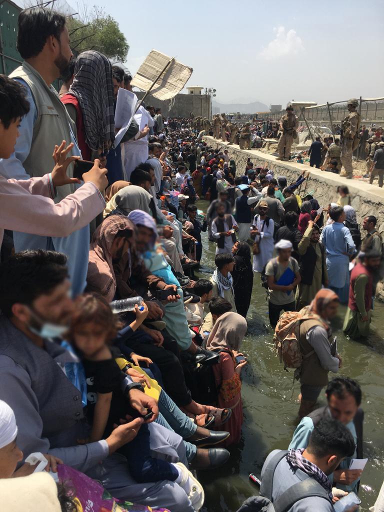 Afghanistan: Jacob's Story
